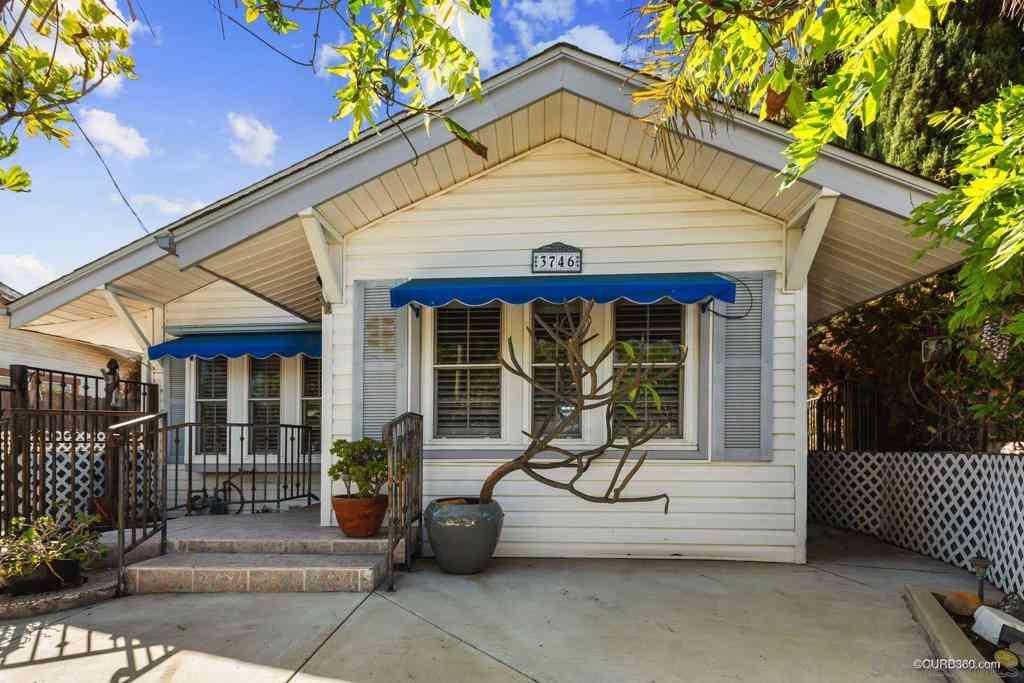 3746 10th Ave, San Diego, CA, 92103,
