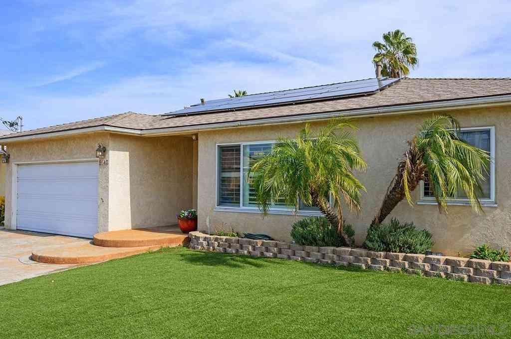 5143 Leo St, San Diego, CA, 92115,