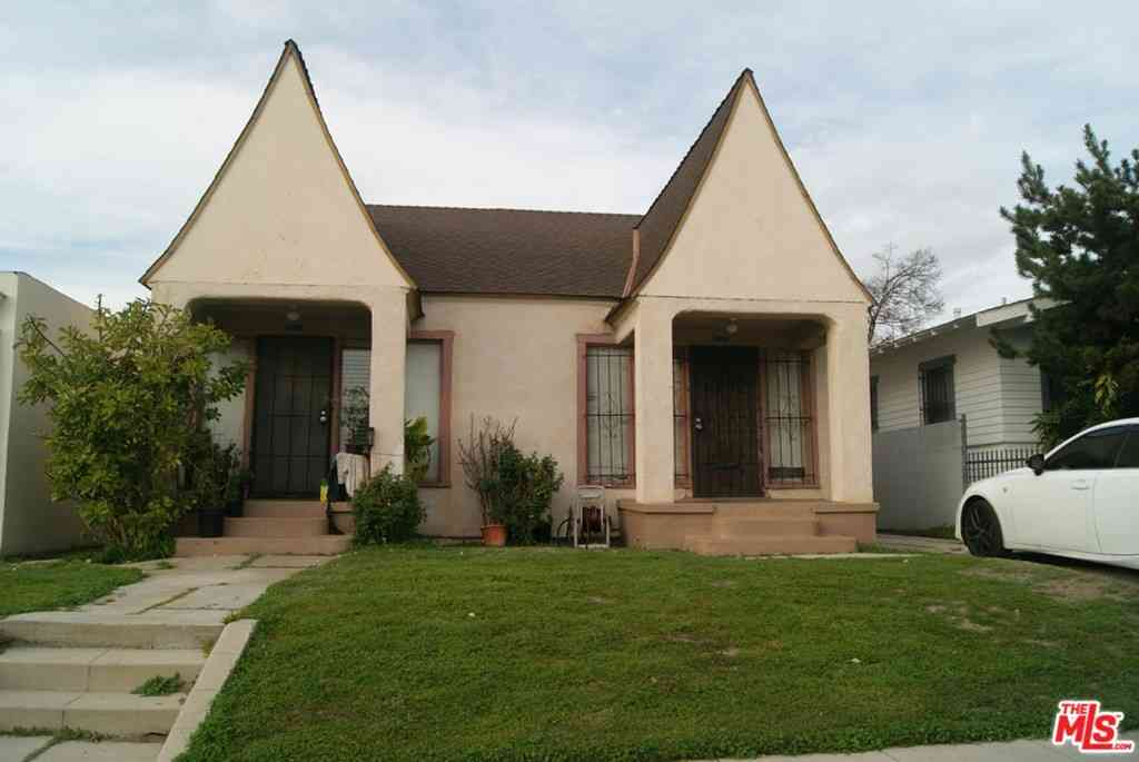 1935 W 36Th Street, Los Angeles, CA, 90018,