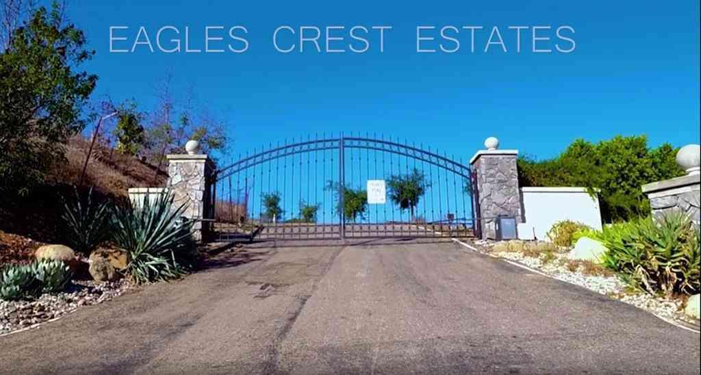 Eagles Crest Rd., Ramona, CA, 92065,