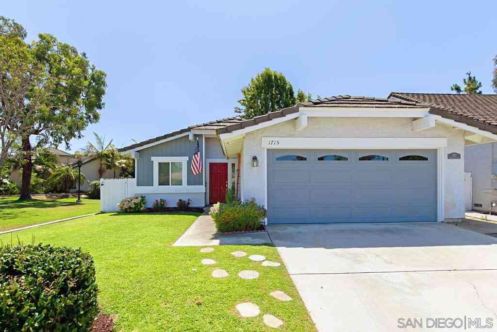 1715 Hill Top Ln, Encinitas, CA, 92024,