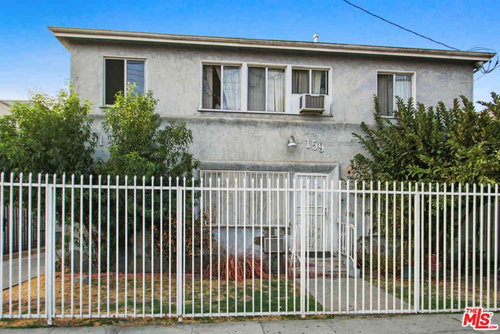 161 S Burlington Avenue, Los Angeles, CA, 90057,