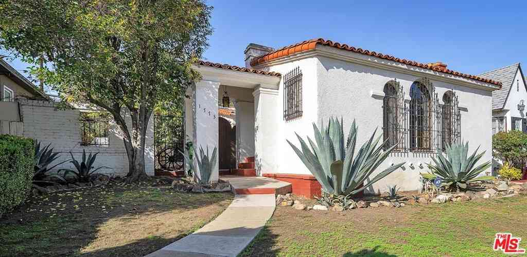 1773 Preuss Road, Los Angeles, CA, 90035,