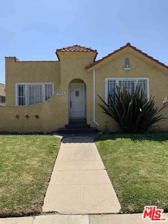 1054 W 81St Place, Los Angeles, CA, 90044,