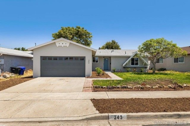 243 Satinwood Way San Diego, CA, 92114