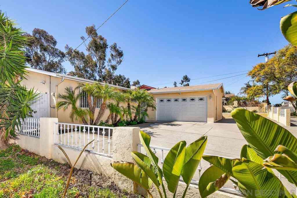 598 Douglas Streeet, Chula Vista, CA, 91910,