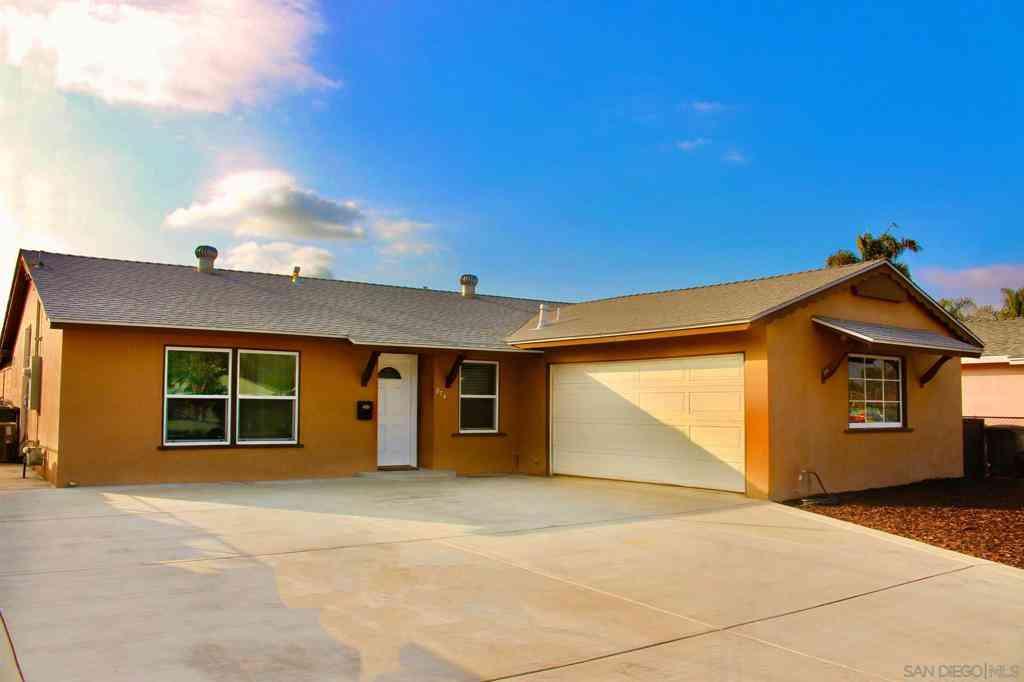 874 Denise Lane, El Cajon, CA, 92020,