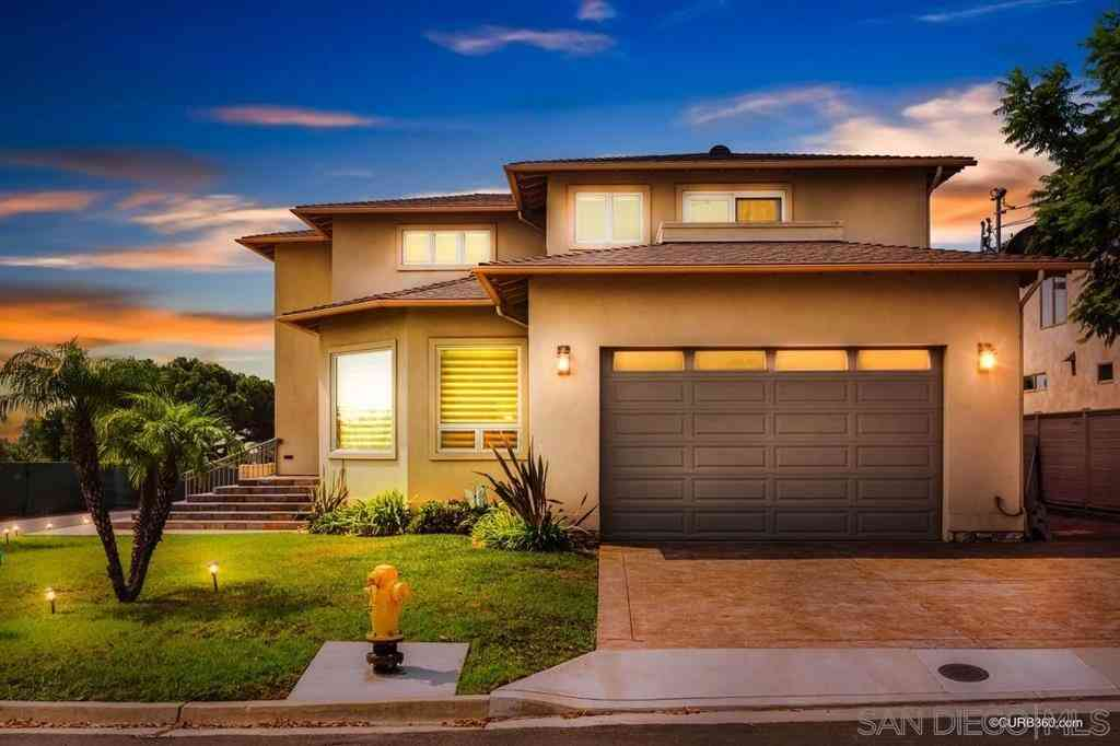 1548 Cushman Ave, San Diego, CA, 92110,