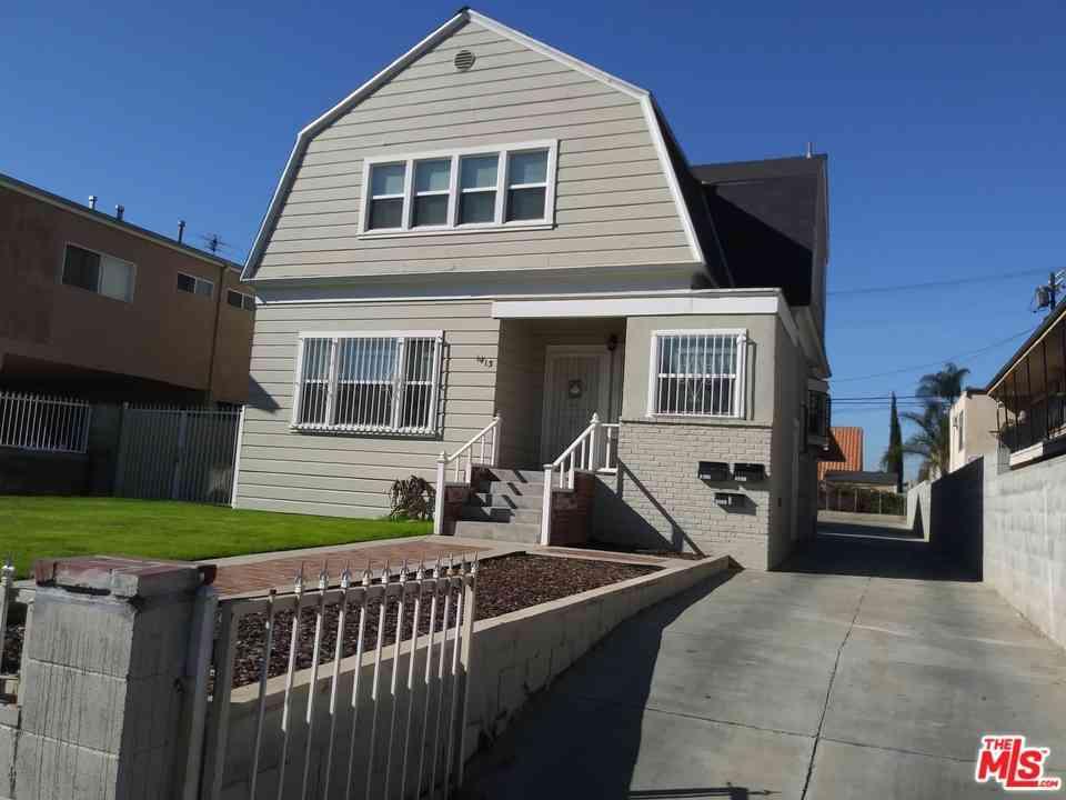 1411 S Arlington Avenue, Los Angeles, CA, 90019,