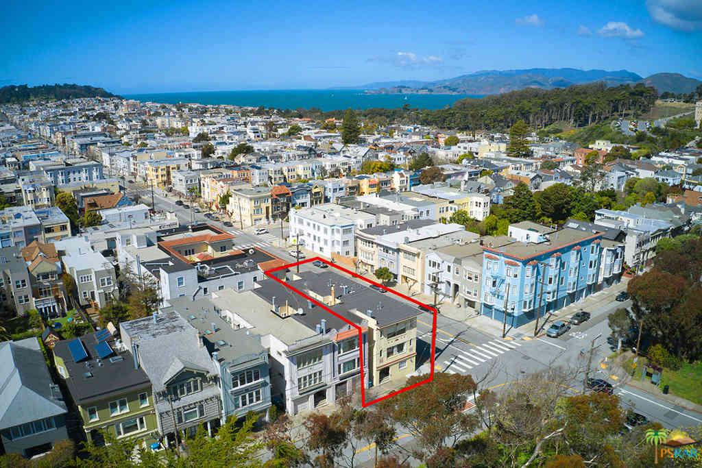 201 14TH Avenue, San Francisco, CA, 94118,