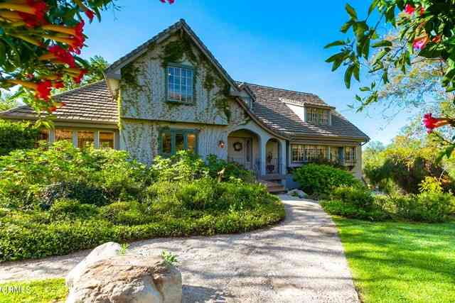 1712 Ladera Road, Ojai, CA, 93023,