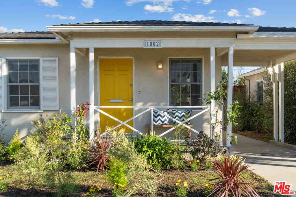 1002 Garfield Avenue, Venice, CA, 90291,