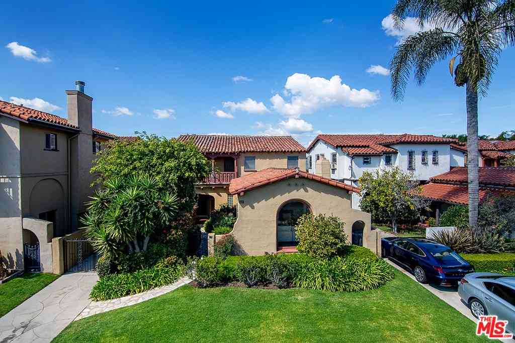 119 S ALTA VISTA, Los Angeles, CA, 90036,