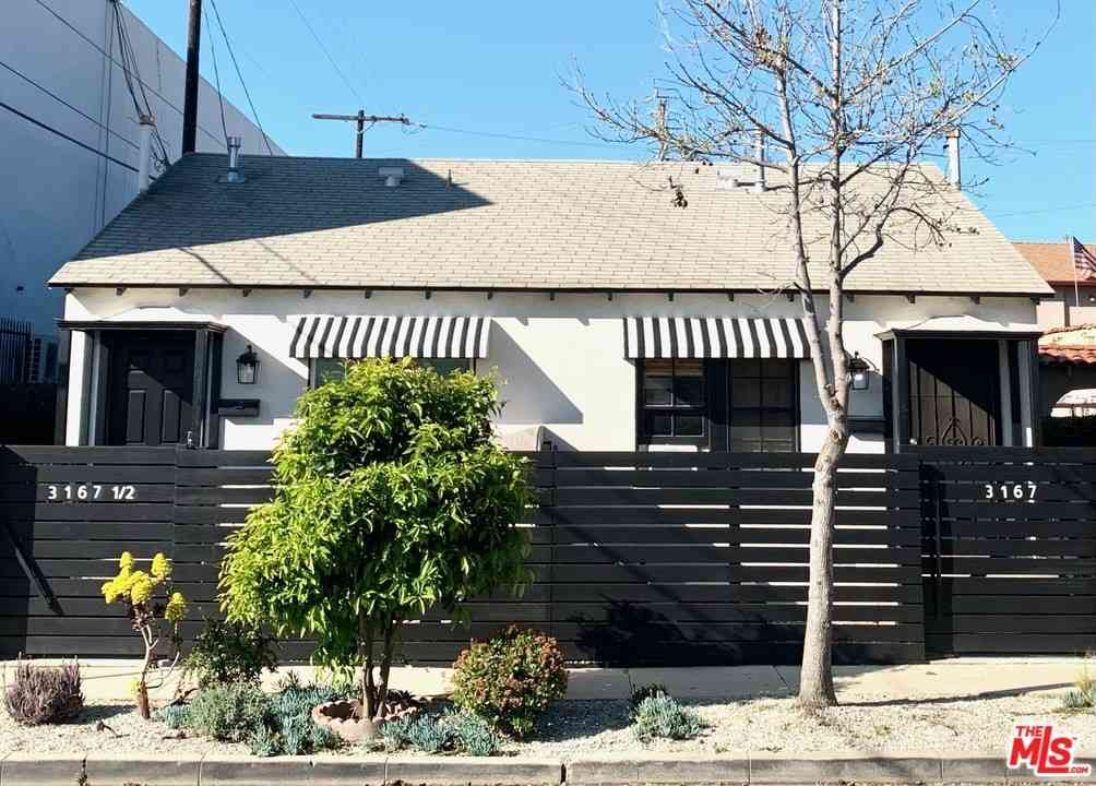 3167 Curts Avenue, Los Angeles, CA, 90034,
