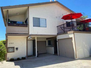 4764 32nd Street #3, San Diego, CA, 92116,