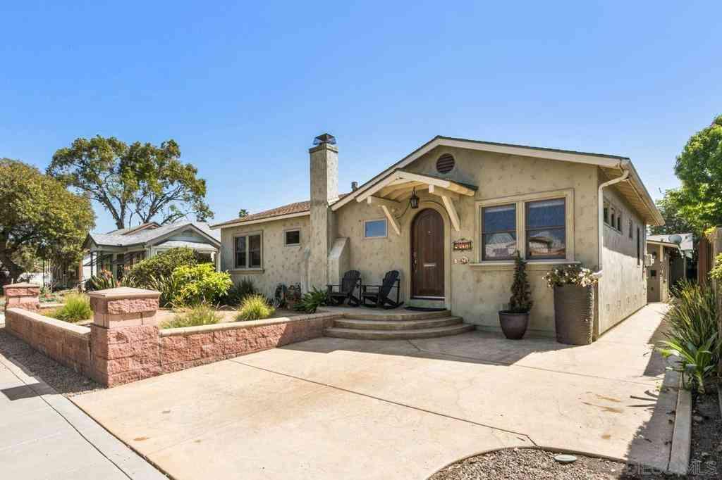 5075 35th St, San Diego, CA, 92116,