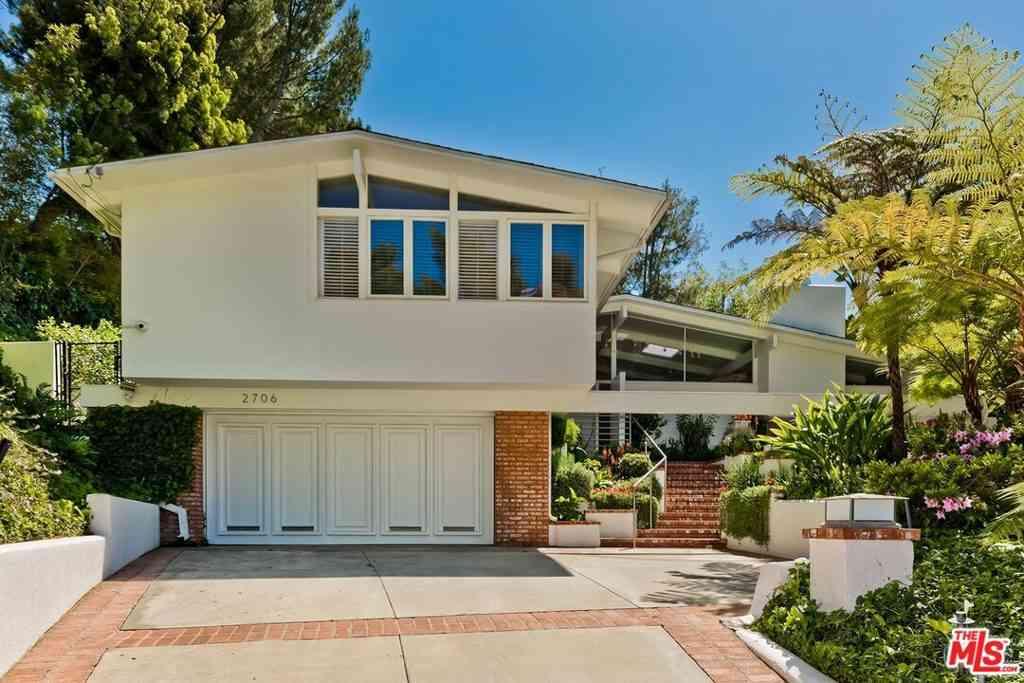 2706 Ellison Drive, Beverly Hills, CA, 90210,