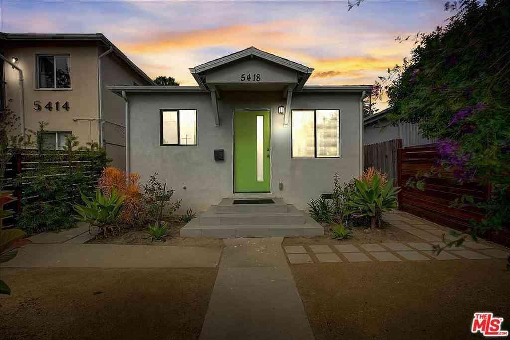 5418 Inglewood Boulevard, Culver City, CA, 90230,