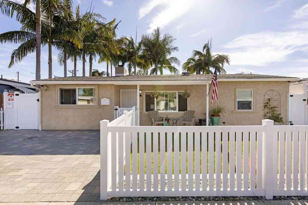 2661 Magnolia Ave, San Diego, CA, 92109,