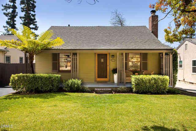 766 East Elizabeth Street, Pasadena, CA, 91104,