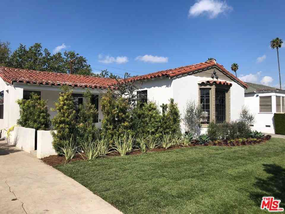 3673 Somerset Drive, Los Angeles, CA, 90016,