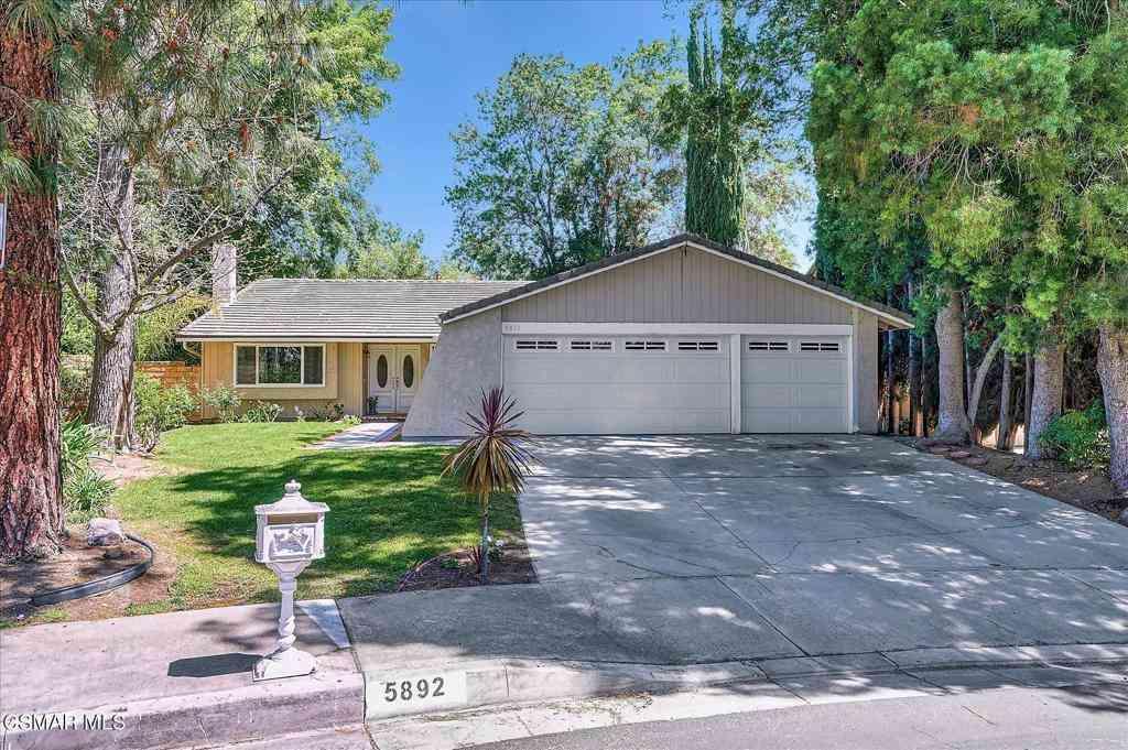 5892 Logwood Road, Westlake Village, CA, 91362,