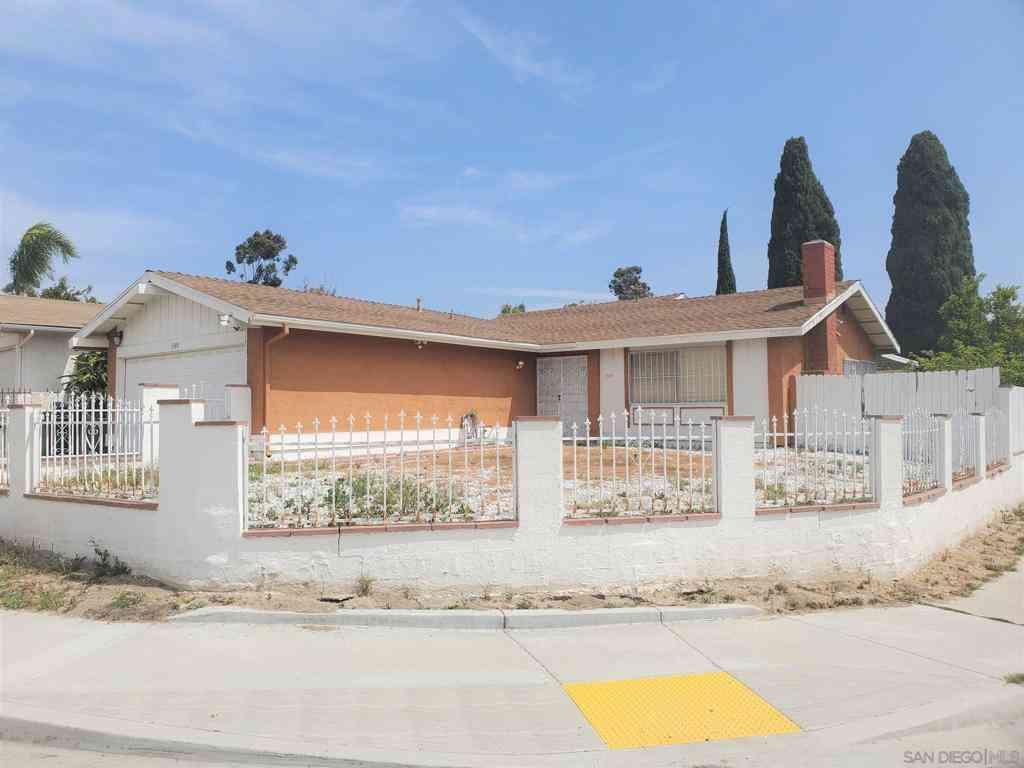1345 Moraea St, San Diego, CA, 92114,