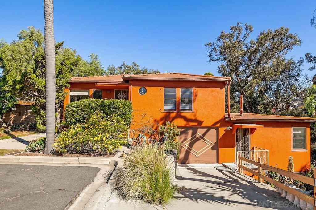 3122 Quince Street, San Diego, CA, 92104,