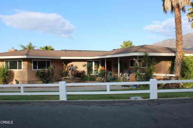 500 Hunter Drive, Fillmore, CA, 93015,