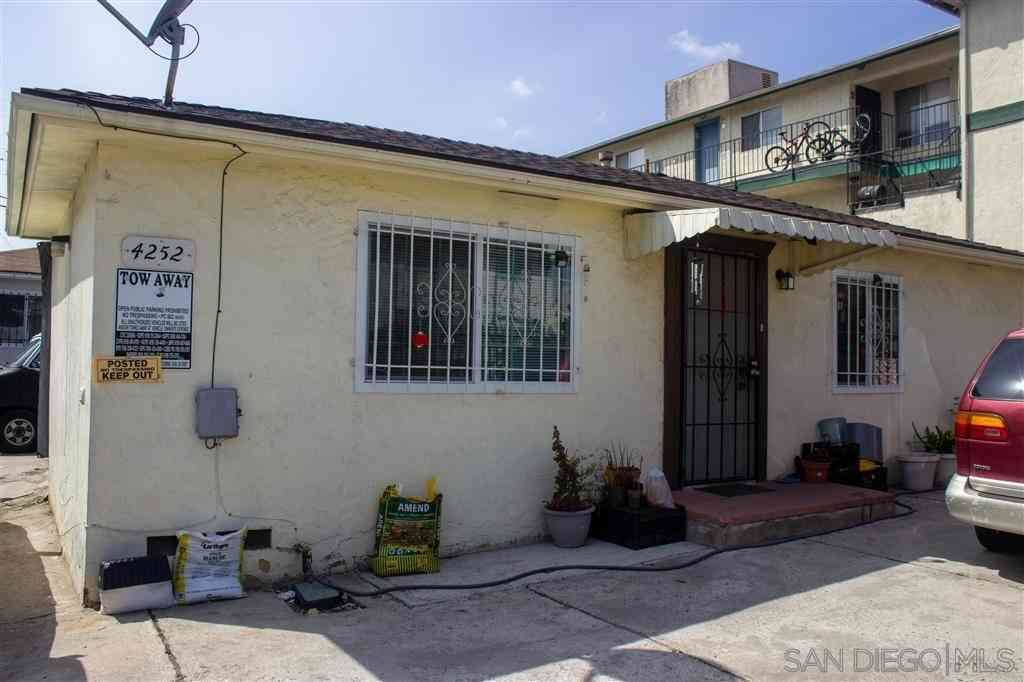 4252 Estrella Ave, San Diego, CA, 92115,