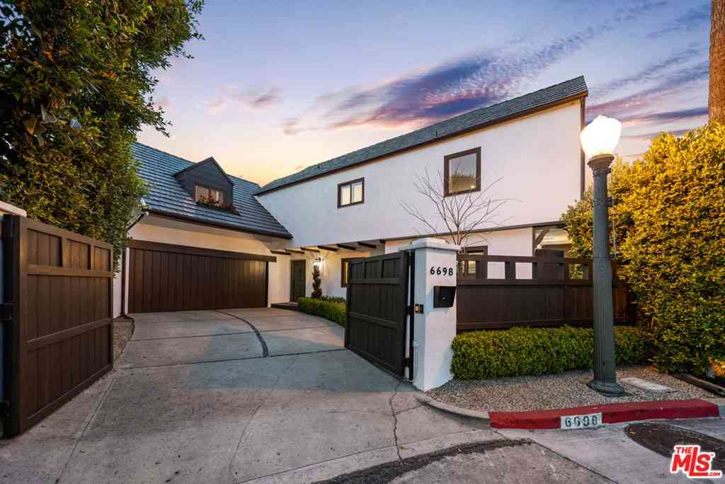 6698 Whitley Terrace, Los Angeles, CA, 90068,