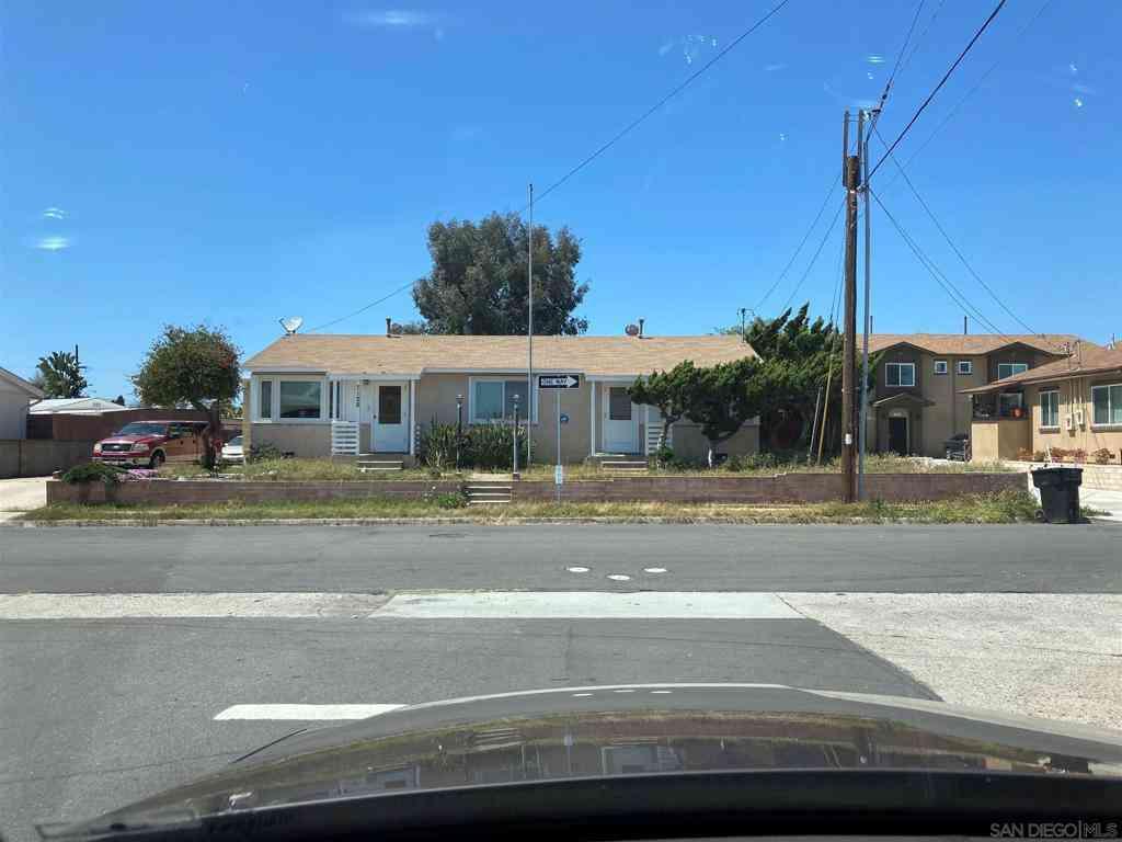 7128 E Hyatt Street, San Diego, CA, 92111,