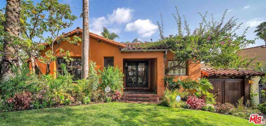 1342 S Sierra Bonita Avenue, Los Angeles, CA, 90019,