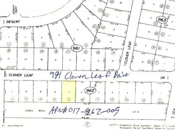 981 Clover Leaf Drive, Salton City, CA, 92275,