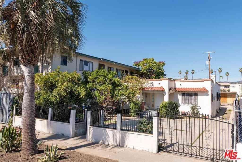 5427 Barton Avenue, Los Angeles, CA, 90038,