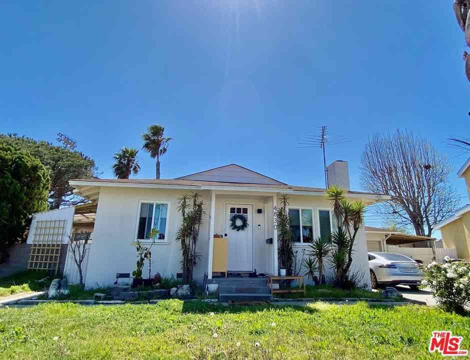 4830 Theo Avenue, Torrance, CA, 90505,