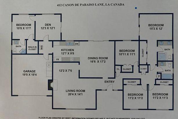 412 Canon De Paraiso Lane