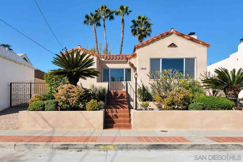 3668 Kite St., San Diego, CA, 92103,