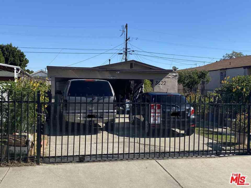 3622 Griffith Avenue, Los Angeles, CA, 90011,