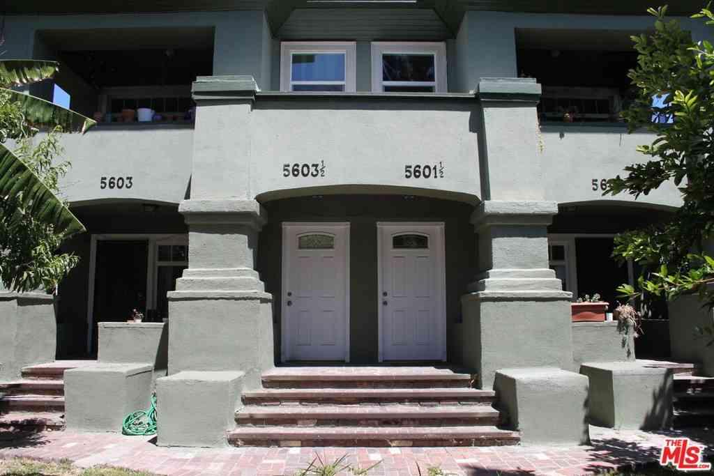 5601 Virginia Avenue, Los Angeles, CA, 90038,