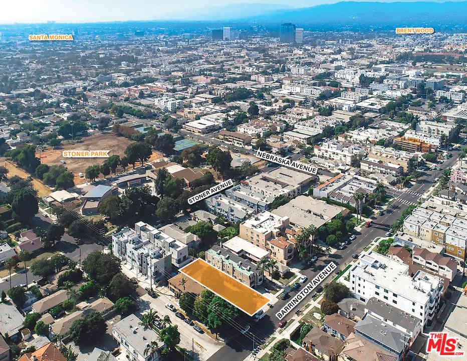 1851 S Barrington Avenue, Los Angeles, CA, 90025,