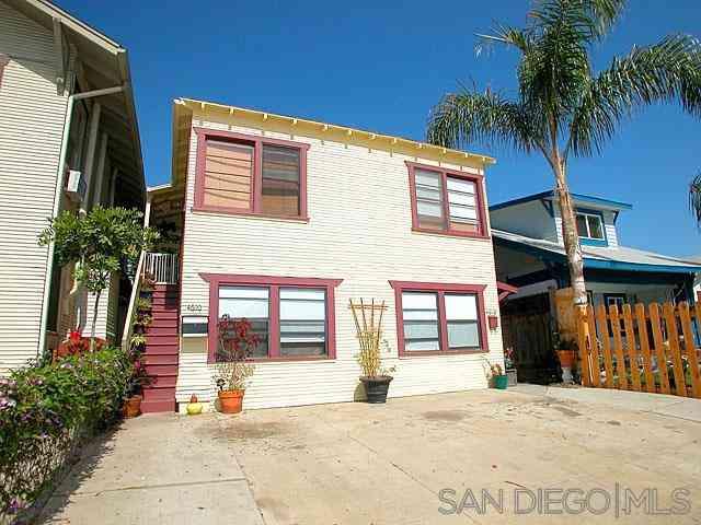 4610 Georgia Street, San Diego, CA, 92116,