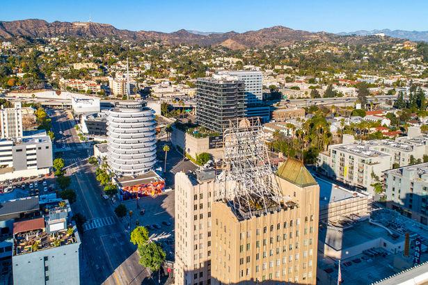 6253 Hollywood Boulevard #707