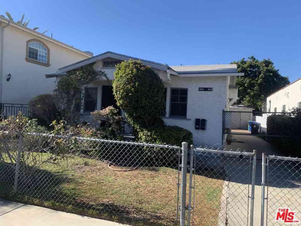 1547 S Dunsmuir Avenue, Los Angeles, CA, 90019,