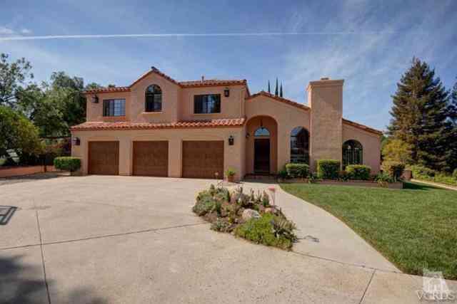 1076 Serenidad Place, Oak View, CA, 93022,