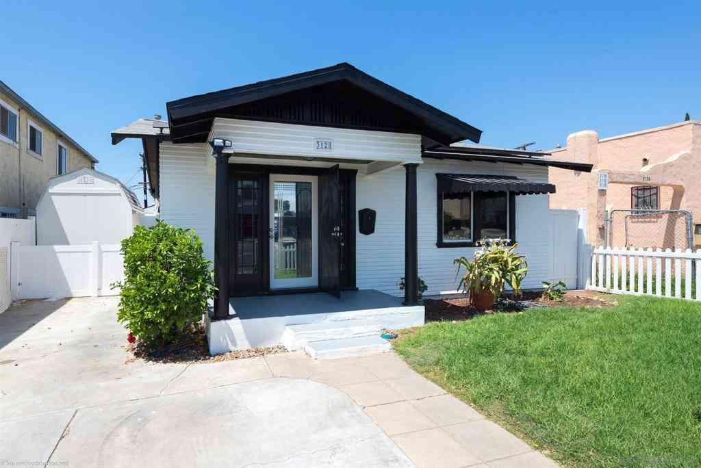 3128 Fairmount Ave, San Diego, CA, 92105,