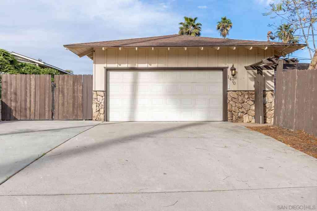 1470 Philmar Ln, Vista, CA, 92083,
