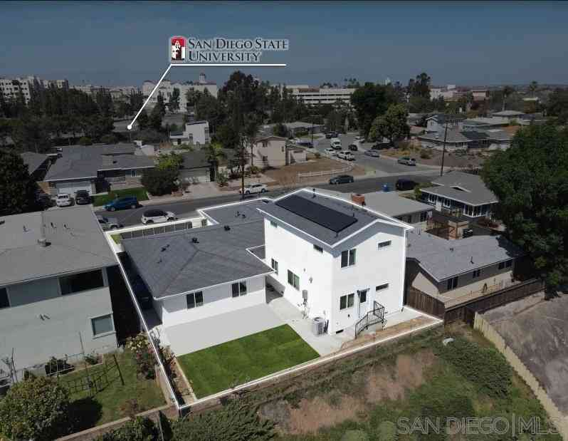 5243 East Falls View Dr., San Diego, CA, 92115,