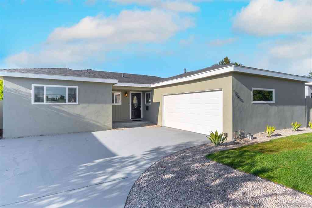 466 Cedar St, El Cajon, CA, 92021,