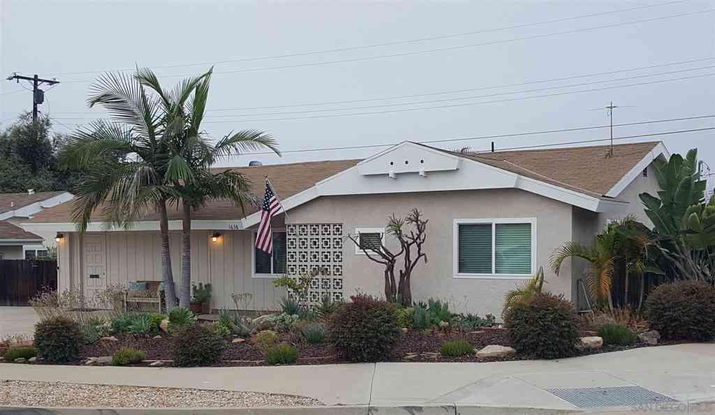 1638 Garywood St, El Cajon, CA, 92021,